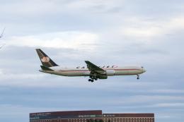 ゆーすきんさんが、成田国際空港で撮影したカーゴジェット・エアウェイズ 767-306/ER-BDSFの航空フォト(飛行機 写真・画像)
