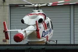 apphgさんが、静岡ヘリポートで撮影した朝日航洋 MD-900 Explorerの航空フォト(飛行機 写真・画像)