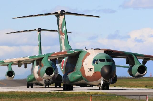 F-4さんが、入間飛行場で撮影した航空自衛隊 C-1の航空フォト(飛行機 写真・画像)