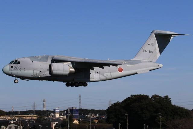 F-4さんが、入間飛行場で撮影した航空自衛隊 C-2の航空フォト(飛行機 写真・画像)