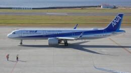 航空見聞録さんが、神戸空港で撮影した全日空 A321-272Nの航空フォト(飛行機 写真・画像)