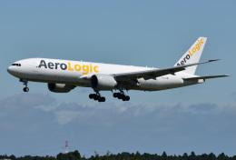 saoya_saodakeさんが、成田国際空港で撮影したアエロ・ロジック 777-FZNの航空フォト(飛行機 写真・画像)