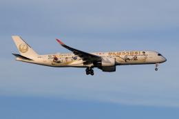 Shin-chaさんが、羽田空港で撮影した日本航空 A350-941の航空フォト(飛行機 写真・画像)
