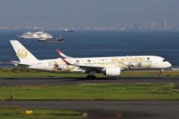 kan787allさんが、羽田空港で撮影した日本航空 A350-941の航空フォト(飛行機 写真・画像)