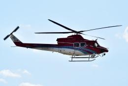 リョウさんが、小松空港で撮影した石川県消防防災航空隊 412EPの航空フォト(飛行機 写真・画像)