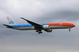 kan787allさんが、成田国際空港で撮影したKLMオランダ航空 777-306/ERの航空フォト(飛行機 写真・画像)