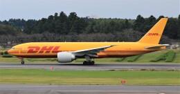 Rsaさんが、成田国際空港で撮影したアエロ・ロジック 777-FZNの航空フォト(飛行機 写真・画像)