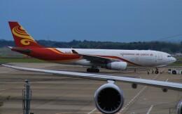 Rsaさんが、成田国際空港で撮影した香港エアカーゴ A330-243Fの航空フォト(飛行機 写真・画像)