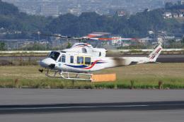 神宮寺ももさんが、高松空港で撮影した四国航空 412EPの航空フォト(飛行機 写真・画像)