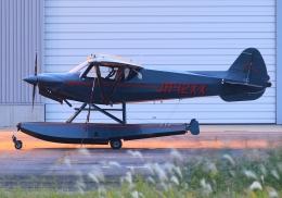 LOTUSさんが、八尾空港で撮影したニセコ・アビエーション CC19-180 XCubの航空フォト(飛行機 写真・画像)