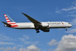 Deepさんが、成田国際空港で撮影したアメリカン航空 787-9の航空フォト(飛行機 写真・画像)