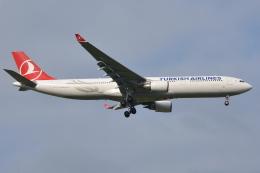 Deepさんが、成田国際空港で撮影したターキッシュ・エアラインズ A330-303の航空フォト(飛行機 写真・画像)