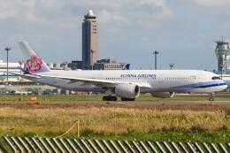 walker2000さんが、成田国際空港で撮影したチャイナエアライン A350-941の航空フォト(飛行機 写真・画像)