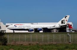 パール大山さんが、成田国際空港で撮影したブリティッシュ・エアウェイズ 747-436の航空フォト(飛行機 写真・画像)