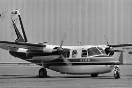 wetwingさんが、羽田空港で撮影した国際航業 680E Commanderの航空フォト(飛行機 写真・画像)