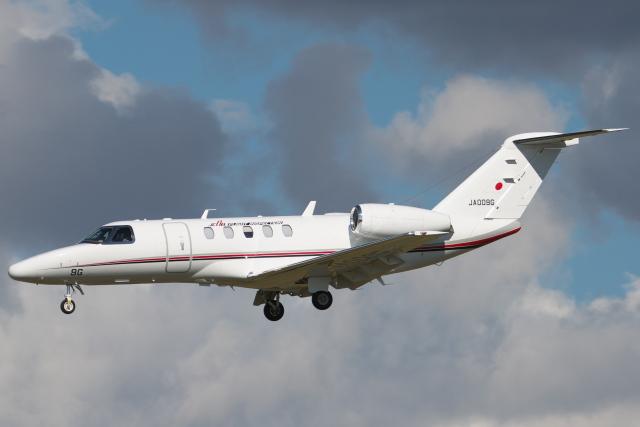 syo12さんが、函館空港で撮影した国土交通省 航空局 525C Citation CJ4の航空フォト(飛行機 写真・画像)