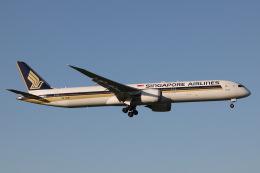 南十字星さんが、成田国際空港で撮影したシンガポール航空 787-10の航空フォト(飛行機 写真・画像)