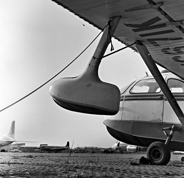 Y.Todaさんが、羽田空港で撮影したアメリカ個人所有 RC-3 Seabeeの航空フォト(飛行機 写真・画像)