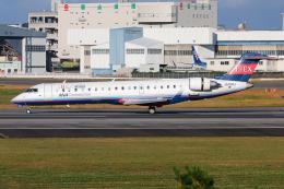 A.Tさんが、伊丹空港で撮影したアイベックスエアラインズ CL-600-2C10(CRJ-702ER)の航空フォト(飛行機 写真・画像)