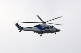 khideさんが、伊丹空港で撮影したオールニッポンヘリコプター AW139の航空フォト(飛行機 写真・画像)