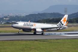 神宮寺ももさんが、高松空港で撮影したジェットスター・ジャパン A320-232の航空フォト(飛行機 写真・画像)