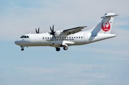 @たかひろさんが、伊丹空港で撮影した日本エアコミューター ATR 42-600の航空フォト(飛行機 写真・画像)