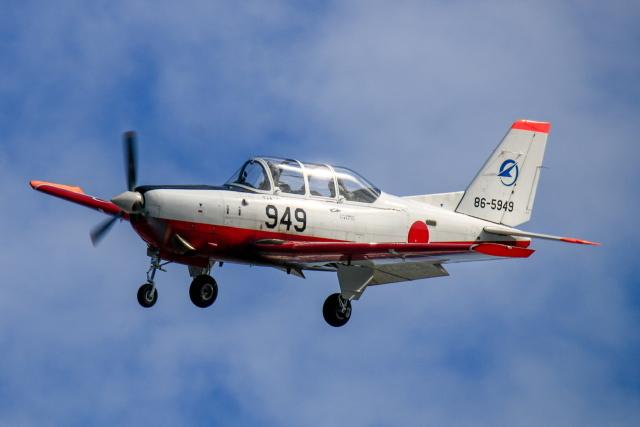 だいふくさんが、岐阜基地で撮影した航空自衛隊 T-7の航空フォト(飛行機 写真・画像)