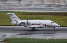 VIPERさんが、羽田空港で撮影したエア・アライアンス CL-600-2B16 Challenger 604の航空フォト(飛行機 写真・画像)