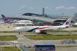 Deepさんが、関西国際空港で撮影したマレーシア航空 A330-323Xの航空フォト(飛行機 写真・画像)