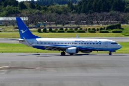 yabyanさんが、成田国際空港で撮影した厦門航空 737-85Cの航空フォト(飛行機 写真・画像)