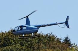 TA27さんが、ボーイングフィールドで撮影したunknown R44 Clipper IIの航空フォト(飛行機 写真・画像)