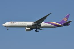 Deepさんが、成田国際空港で撮影したタイ国際航空 777-35R/ERの航空フォト(飛行機 写真・画像)