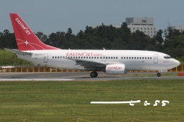 tassさんが、成田国際空港で撮影したイースター航空 737-73Vの航空フォト(飛行機 写真・画像)