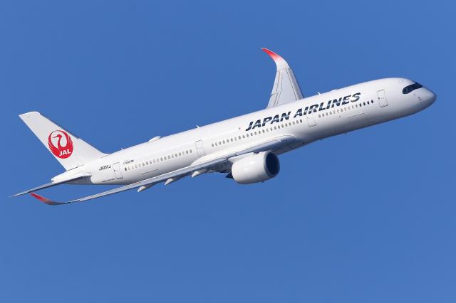 多摩川崎2Kさんが、羽田空港で撮影した日本航空 A350-941の航空フォト(飛行機 写真・画像)