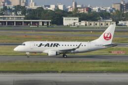 KKiSMさんが、伊丹空港で撮影したジェイエア ERJ-170-100 (ERJ-170STD)の航空フォト(飛行機 写真・画像)
