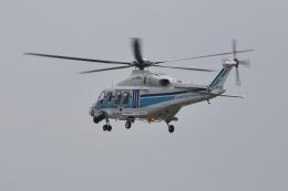 Deepさんが、福岡空港で撮影した海上保安庁 AW139の航空フォト(飛行機 写真・画像)