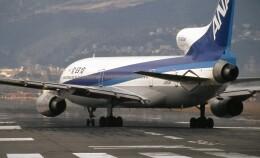 LEVEL789さんが、伊丹空港で撮影した全日空 L-1011-385-1 TriStar 1の航空フォト(飛行機 写真・画像)
