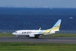 Kyoheiさんが、羽田空港で撮影したAIR DO 737-781の航空フォト(飛行機 写真・画像)