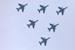 トリトンブルーSHIROさんが、庄内空港で撮影した航空自衛隊 T-4の航空フォト(飛行機 写真・画像)