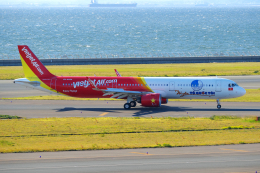 yabyanさんが、中部国際空港で撮影したベトジェットエア A321-271Nの航空フォト(飛行機 写真・画像)