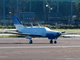 FT51ANさんが、調布飛行場で撮影した日本法人所有 PA-46-350P Malibu Mirageの航空フォト(飛行機 写真・画像)