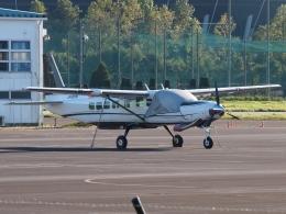 FT51ANさんが、調布飛行場で撮影した共立航空撮影 208B Grand Caravanの航空フォト(飛行機 写真・画像)