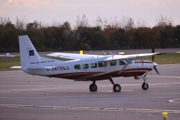 Tomochanさんが、函館空港で撮影したアジア航測 208 Caravan Iの航空フォト(飛行機 写真・画像)