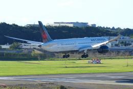 yabyanさんが、成田国際空港で撮影したエア・カナダ 787-9の航空フォト(飛行機 写真・画像)