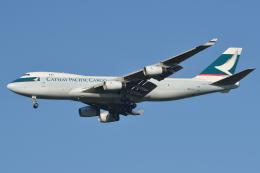 Deepさんが、成田国際空港で撮影したキャセイパシフィック航空 747-467F/SCDの航空フォト(飛行機 写真・画像)