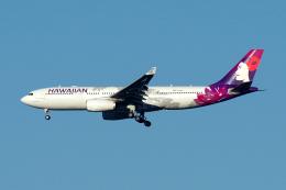 yabyanさんが、成田国際空港で撮影したハワイアン航空 A330-243の航空フォト(飛行機 写真・画像)