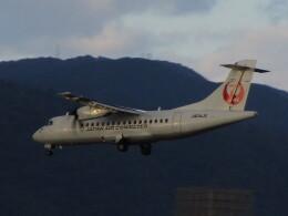 sakura saidaさんが、伊丹空港で撮影した日本エアコミューター ATR 42-600の航空フォト(飛行機 写真・画像)