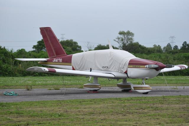 kumagorouさんが、大利根飛行場で撮影した日本法人所有 TB-10 Tobagoの航空フォト(飛行機 写真・画像)