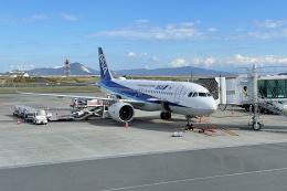 M.airphotoさんが、岩国空港で撮影した全日空 A320-271Nの航空フォト(飛行機 写真・画像)