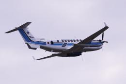 イソロクガトブさんが、小松空港で撮影した海上保安庁 King Air 350C (B300C)の航空フォト(飛行機 写真・画像)